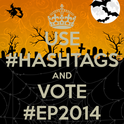 use-hashtags-and-vote-ep2014